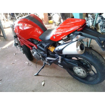 Sucata Ducati Monster,peças,motor,roda,carenagen,escape,abs