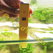 Phmetro Medidor Eletrônico De Ph Aquario Teste Digital - A10