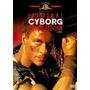Cyborg O Dragão Do Futuro Dvd Novo Original Lacrado