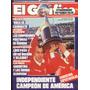 El Grafico Independiente Campeon America 1984