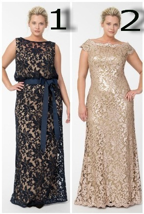 Imagens de vestidos de renda longos