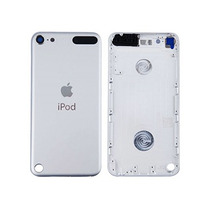 Carcaza Tapa Trasera Plata Blanco Ipod Touch Touch 5