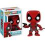 Funko Pop Deadpool Muñeco Marvel Universe Original Sellado