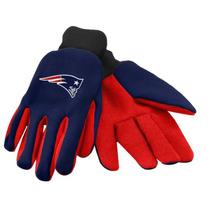 Guantes Nfl New England Patriots Patriotas Envío Gratis