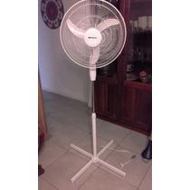 Ventilador De Pie - 3 Velocidades 50 Watts - Microcentro !!!