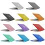 Paq 4 Macbook Carcasa+teclado+tapon+mica O Palmguard Engr