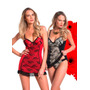 Babydoll Microfibra Y Encaje - Mon Amour / Mallbits<br><strong class='ch-price reputation-tooltip-price'>$ 16.990</strong>