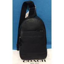 Backpack Coach Mk Mochila Hombre Original
