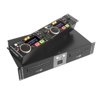 Reproductor D Cd Digital Con Efectos E Interfax D4500 Denon