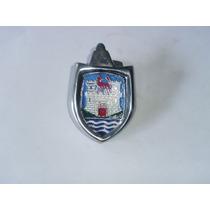 Emblema Frontal Brasão Do Fusca Alemão Completo