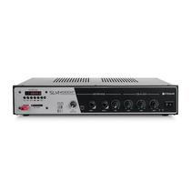 Amplificador Receiver Frahm Slim 4000 Usb Fm Sd Som Ambiente