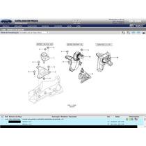 Coxim Isolador E Suporte Dianteiro Do Motor Focus 1.6 03a09