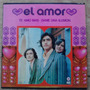 Rock Mexicano, El Amor, Lp 12´,