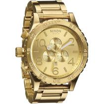 Relógio Nixon Chrono 5130 Original, Com Garantia 1 Ano.