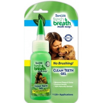 Bioctal Clean Teeth Gel 59ml Aux Remoção Tártaro Cães Gatos