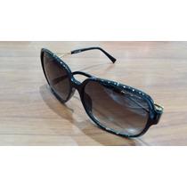 Óculos De Sol Atitude At 5211 A01 (original) Escuro 12 X S/j