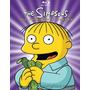 Blu-ray The Simpsons Season 13 / Los Simpson Temporada 13