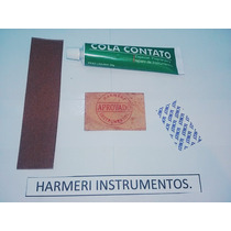 Cortiças Importada Para Sax Alto/tenor/soprano + Cola