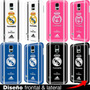 Funda Samsung Galaxy S7-s6-edge-j7-s5-s4-s3 Mini Real Madrid