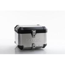Kit Top Case Sw Motech Trax Ev Motos C/ Plato Base Adaptador