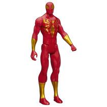 Iron-spiderman, Original Hasbro De 30ctm