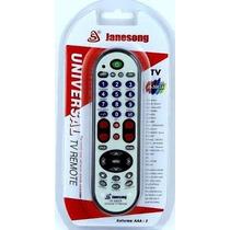 Control Remoto Tv Universal Inteligente Janesong Conv Y Lcd.