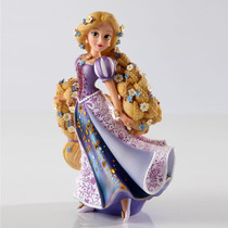 Rapunzel - Enrolados - Disney Showcase - Enesco