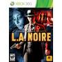 La Noire Xbox360 Ntsc Tomo Usados
