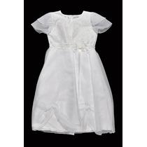 Vestido De Fiesta Color Blanco