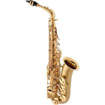 Frete Grátis Eagle Sa500bgd Saxofone Alto Laqueado Escovado