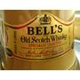 Whisky Bells, Antigua Botella De Cerámica , Vacía. Impecable