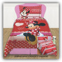 Cubrecama Cover + Funda +sabanas Piñata Disney Minnie