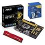 Kit Asus H81m-k + Core I3-4170 + 8gb 1600mhz Hyperx