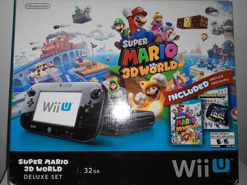 Nintendo Wii U 32gb Chip Juegos Zelda Breath Of The Wild Bs