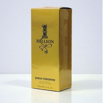 Perfume One Million Paco Rabanne 100ml Lacrado 100% Original