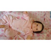 Bebê Reborn Kit Hanna - Lindo! Um Dos Mais Vendidos!