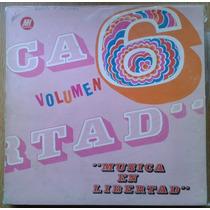 Vinilo Varios Artistas Musica En Libertad Vol 6