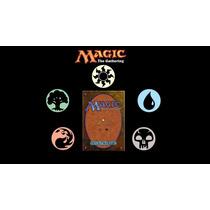 Magic De Gathering - Lote De Cartas Comuns