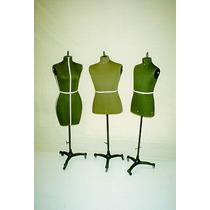 Maniquies, Mujer, Hombre Y Niño Para Costura Y Confeccion.