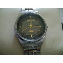 Bonito Reloj Citizen Automático Vintage. Cristal Facetado.