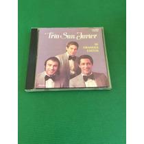 Trio San Javier 20 Grandes Exitos Cd Folklore 1992