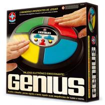 Jogo Genius Estrela Novo Original