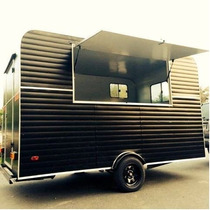 Trailer Gastronomico Foodtruck O Venta Ambulante!!!