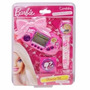 Barbie Kit Glamour Set Com Rádio, Relógio E Minigame Candide