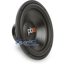 Bajo 15 Pulg Doble Bobina Powerbass 425 Watts Rms-rockford