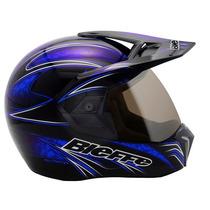 Capacete Moto Bieffe 3 Sport New Freestyle Azul Lançamento