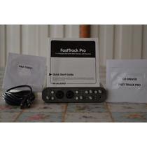 Placa M Audio Fast Track Pro 4x4 Interface Usb Driver Softwa
