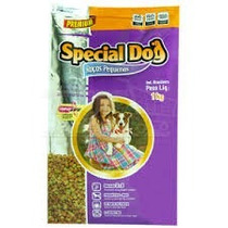 Ração Special Dog Raças Pequenas 1 Kg