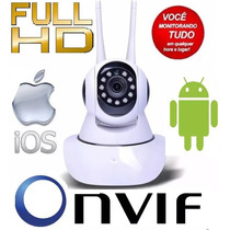 Câmeras Ip Wireles Wifi Full Hd 2.0mp Onvif Zoom (intelbras)