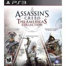 Assassins Creed Americas Collection | Ps3 Nuevo Envio Gratis